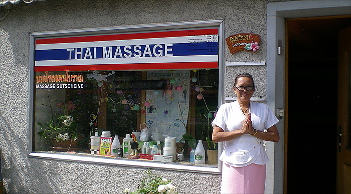 Thai Massage Aree Welcome